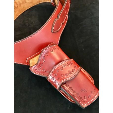 Tooled Cowboy Rig