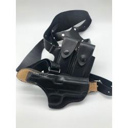 1911 Shoulder Holster Black