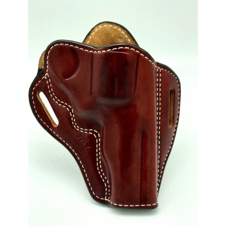 Ruger Redhawk 4in  Outside The Waist Holster Tan