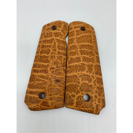 1911 Government/Commander Grips Tan Elephant