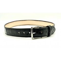 Black Gator Belt