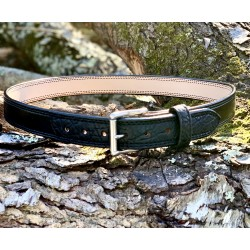 Black Elephant Trim Belt