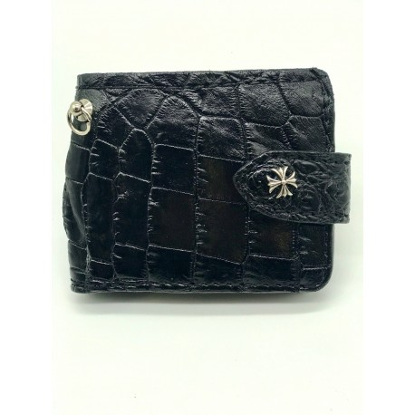 Exotic Wallet With Strap