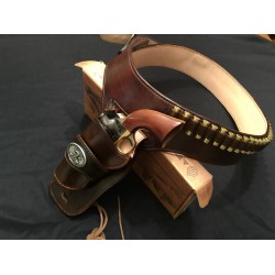 Cowboy Rig Rusett Brown