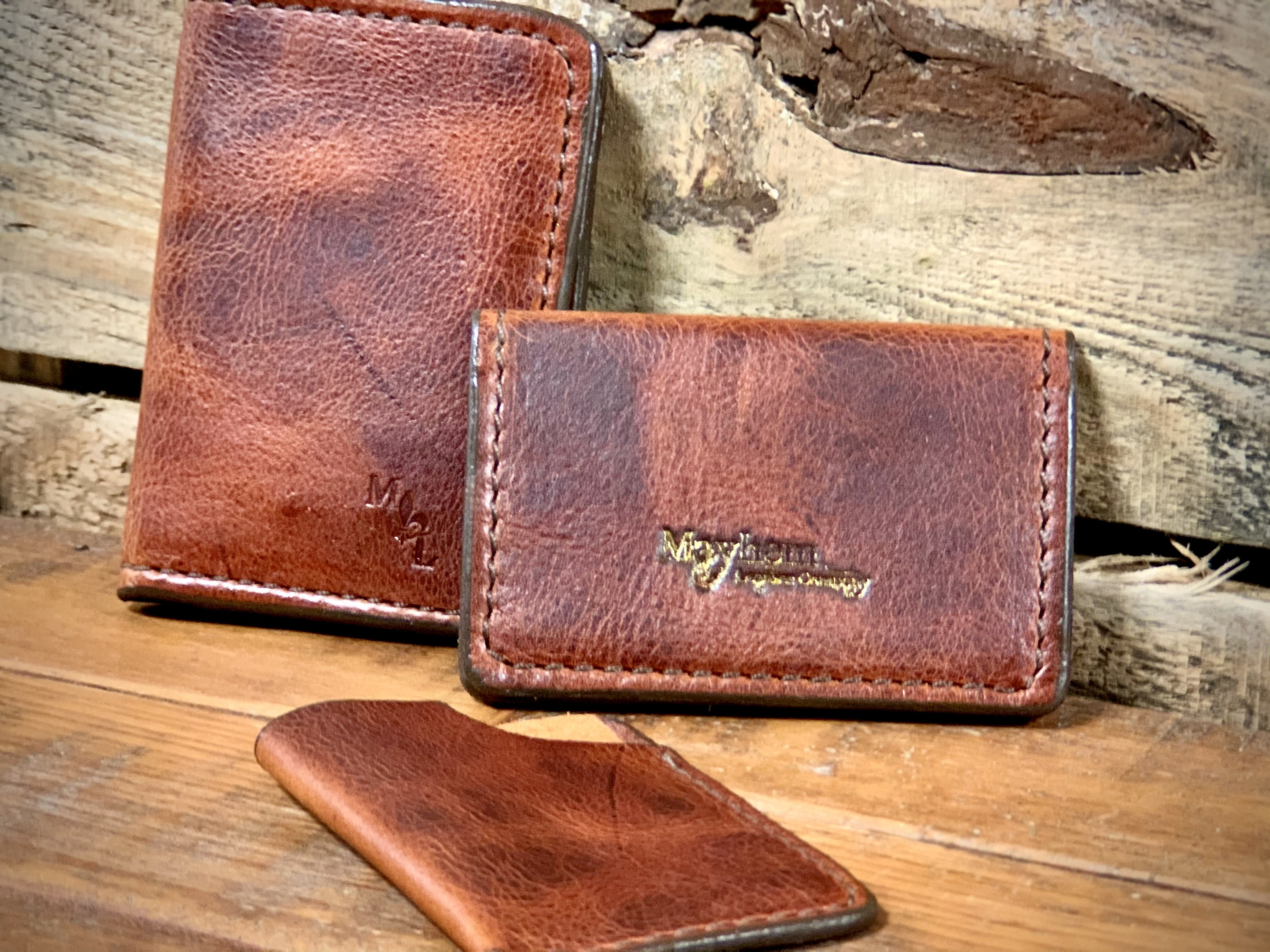 Whiskey Wallets